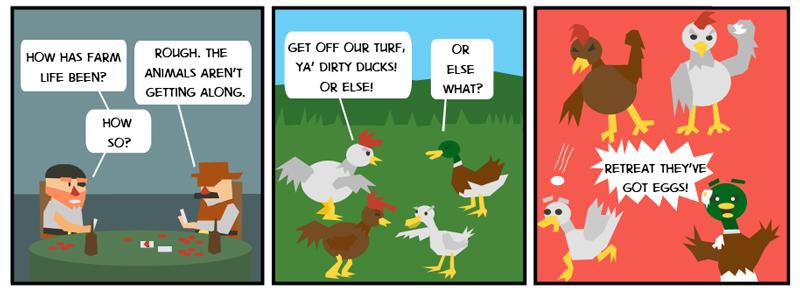 Farm Trouble