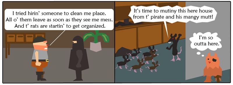 Rat Mutiny
