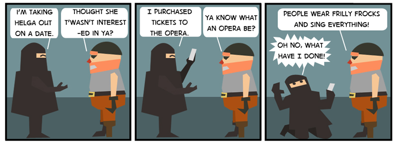 Opera part 1