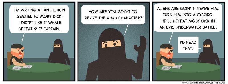 Ahab's Revenge