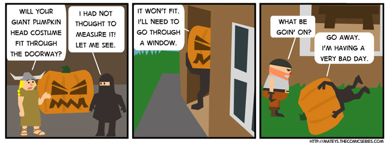 Pumpkin Problems