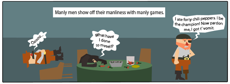 Manly Games